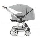 REER ShineSafe Premium  skėtis nuo saulės vežimėliui