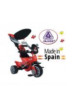 Injusa Body Sport triratukas su vairavimo funkcija nuotrauka nr.2