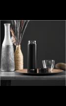 REER 90011 ColourDesign Termosas gėrimams 450 ml, juodas