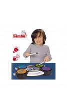 MP3 My music World Simba vaikiškas didžėjaus pultelis