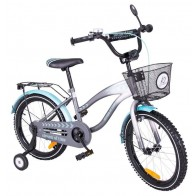 """ELGROM 1801 vaikiškas dviratis TOMABIKE EXCLUSIVE 18"""""""