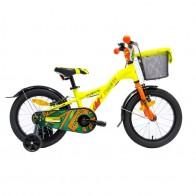 Lengvas vaikiškas dviratis aliuminio rėmu 4Kids Rebel