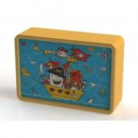 REER KidsLight Creative LED kūrybinis naktinis šviestuvas Piratai