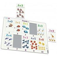 Larsen dėlionė (puzzle) + Maxi