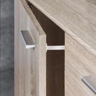 REER lengvai montuojama stalčių apsauga 8 vnt