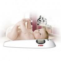 REER kūdikių svarstyklės su muzika
