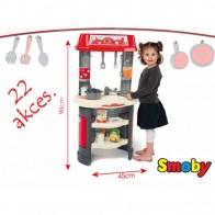 Smoby Vaikiška virtuvėlė Mini tefal