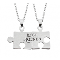 Best Friends Forever pakabukas Puzzle 2 dalių