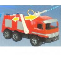 LENA gigantiška gaisrinės mašina