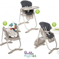 Chicco maitinimo kėdutė Polly Magic 3 in 1