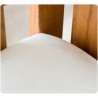 TROLL Jersey medvilnės paklodė su gumyte čiužiniui