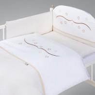 KLUPŠ Patalynė kūdikio lovytei Žvaigždės