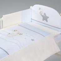 KLUPŠ Patalynė kūdikio lovytei Žvaigždžių kelias