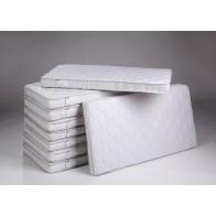 TROLL čiužinys Quilted Fiber Block 38,8x89x5 cm