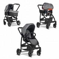 Graco universalus vežimėlis EVO 3 in 1