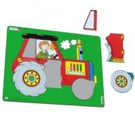Larsen dėlionė (puzzle) Traktorius Maxi