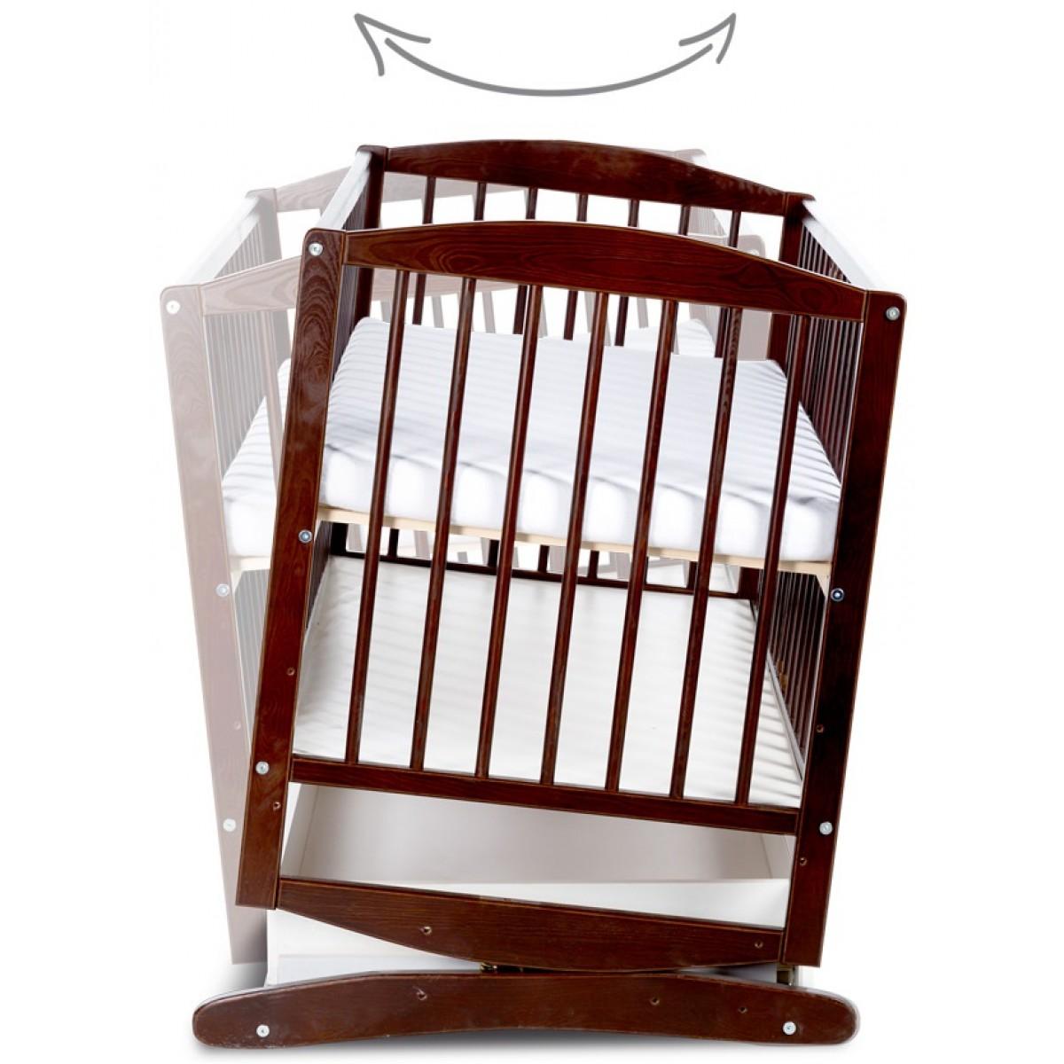 KLUPŠ supama lovytė RADEK su stalčiumi ir lingėmis