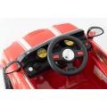 ELGROM 06088 vaikiškas elektromobilis 12Vsu valdymo pulteliu raudonos spalvos nuotrauka nr.13