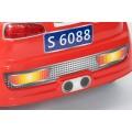 ELGROM 06088 vaikiškas elektromobilis 12Vsu valdymo pulteliu raudonos spalvos nuotrauka nr.19