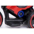 PROGRESJA SW-0198A Vaikiškas elektrinis motociklas 6V raudonas nuotrauka nr.11