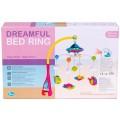 AS 010190 karuselė virš lovytės  DREAM WORLD 01902 nuotrauka nr.2
