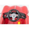 ELGROM 802 Vaikiškas elektromobilis.12 V raudonos spalvos nuotrauka nr.11
