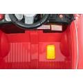 ELGROM 802 Vaikiškas elektromobilis.12 V raudonos spalvos nuotrauka nr.14