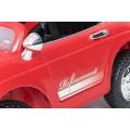 ELGROM 802 Vaikiškas elektromobilis.12 V raudonos spalvos nuotrauka nr.6