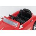 ELGROM 802 Vaikiškas elektromobilis.12 V raudonos spalvos nuotrauka nr.8
