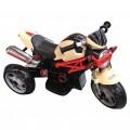 ALEXIS 8360 vaikiškas elektrinis motociklas 6V beige nuotrauka nr.2