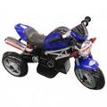 ALEXIS 8360 vaikiškas elektrinis motociklas 6V mėlynos spalvos nuotrauka nr.2