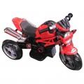 ALEXIS 8360 vaikiškas elektrinis motociklas 6V raudonos spalvos nuotrauka nr.2