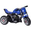 AS 3196 vaikiškas elektromobilis MOTOR mėlynos spalvos  nuotrauka nr.1