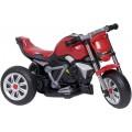 AS 3196 vaikiškas elektromobilis MOTOR raudonos spalvos  nuotrauka nr.1