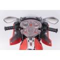 ALEXIS SKC-KB00101 vaikiškas elektrinis motociklas 6V 4,5A raudonas nuotrauka nr.15