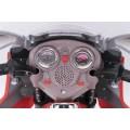 ALEXIS SKC-KB00101 vaikiškas elektrinis motociklas 6V 4,5A raudonas nuotrauka nr.16