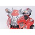 ALEXIS SKC-KB00101 vaikiškas elektrinis motociklas 6V 4,5A raudonas nuotrauka nr.6