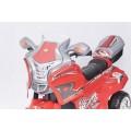 ALEXIS SKC-KB00101 vaikiškas elektrinis motociklas 6V 4,5A raudonas nuotrauka nr.7