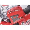 ALEXIS SKC-KB00101 vaikiškas elektrinis motociklas 6V 4,5A raudonas nuotrauka nr.8