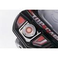 ALEXIS SKC-KB00101 vaikiškas elektrinis motociklas 6V 4,5A juodas nuotrauka nr.18