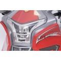 ALEXIS SKC-KB00101 vaikiškas elektrinis motociklas 6V 4,5A juodas nuotrauka nr.4