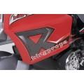 ALEXIS SKC-KB00101 vaikiškas elektrinis motociklas 6V 4,5A juodas nuotrauka nr.6