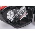 ALEXIS SKC-KB00101 vaikiškas elektrinis motociklas 6V 4,5A juodas nuotrauka nr.8