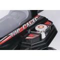 ALEXIS SKC-KB00101 vaikiškas elektrinis motociklas 6V 4,5A juodas nuotrauka nr.10