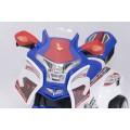 ALEXIS SKC-KB00101 vaikiškas elektrinis motociklas 6V 4,5A mėlynas nuotrauka nr.6