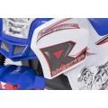 ALEXIS SKC-KB00101 vaikiškas elektrinis motociklas 6V 4,5A mėlynas nuotrauka nr.7