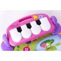 AS AS 170203 Lavinamasis kilimėlis su pianinu, rožinis nuotrauka nr.5