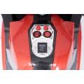 AS 9909 vaikiškas elektrinis motociklas 6V 4,5A raudonas nuotrauka nr.17