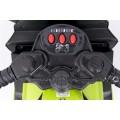 AS LQ-158 vaikiškas elektrinis motociklas 6V 4,5A žalias nuotrauka nr.15