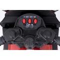 AS LQ-158 vaikiškas elektrinis motociklas 6V 4,5A raudonas nuotrauka nr.15